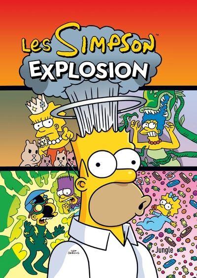 Les Simpson Explosion