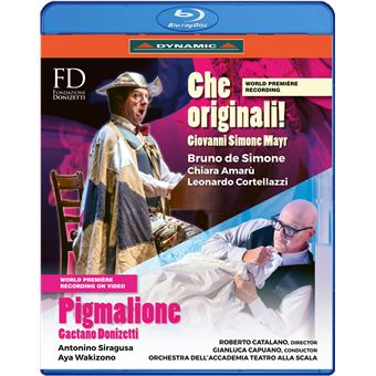 CHE ORIGINALI/BLURAY