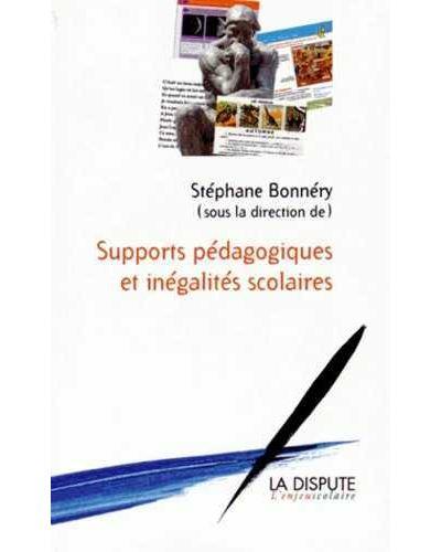 Supports pédagogiques et inégalités scolaires études sociologiques