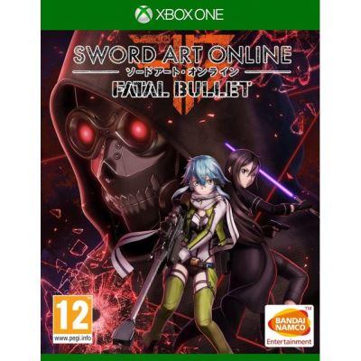 Sword Art Online Fatal Bullet Xbox One