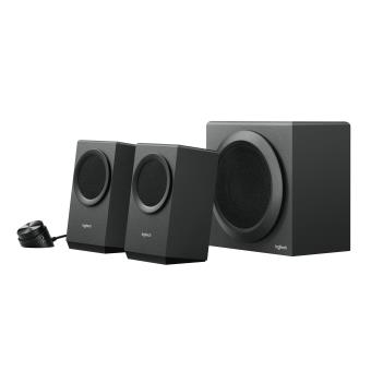 Logitech Z337-luidsprekers Vet geluid met Bluetooth 4.1