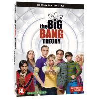 The Big Bang Theory Saison 9 DVD