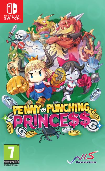 Penny-Punching Princess Nintendo Switch