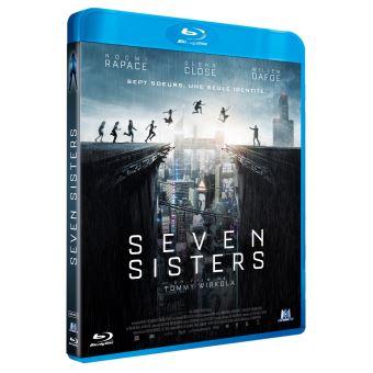 Seven Sisters Blu-ray