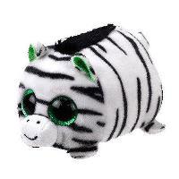 Knuffel  Teeny Tys Ty Small 10 cm Zilla De Zebra