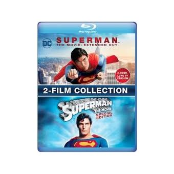SupermanUt and special edition/superman the movie extended c/fr gb s