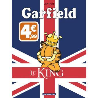 GarfieldGarfield,43:god save garfield