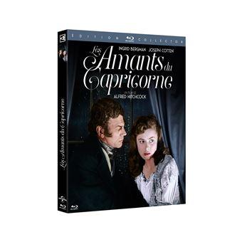 Les Amants du Capricorne Blu-ray