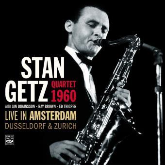 Live In Amsterdam,Düsseldorf & Zürich 1960
