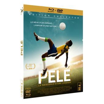 Pelé Birth of a Legend Combo Blu-ray + DVD