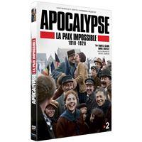 Apocalypse La paix impossible 1918-1926 DVD
