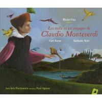 Les mille et un voyages de claudio monteverdi