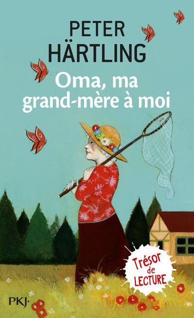 Oma, ma grand-mère à moi