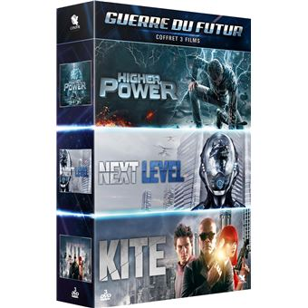Coffret Guerre du futur DVD