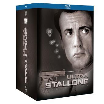 Coffret Ultra Stallone 7 films DVD