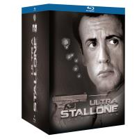 Coffret Ultra Stallone 7 films DVD