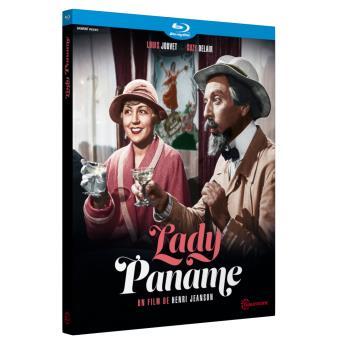 Lady Paname Blu-ray