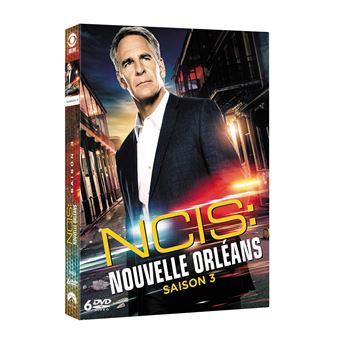 NCIS : Naval Criminal Investigative ServiceNcis nouvelle orleans/saison 3