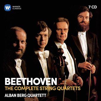 The Complete String Quartets Coffret