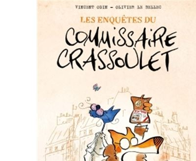 Enquêtes du commissaire Crassoulet