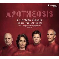 Beethoven The Complete String Quartets Volume III Apotheosis
