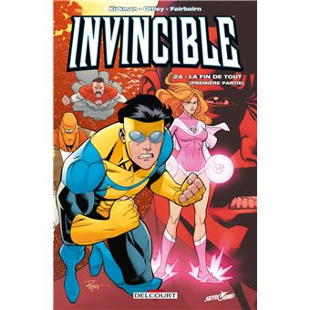 InvincibleInvincible 24 : La fin de tout (1ere partie)