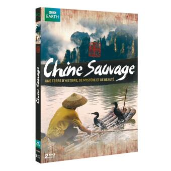 Chine sauvage Blu-ray