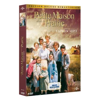 La Petite maison dans la prairieCoffret intégral de la Saison 7 DVD