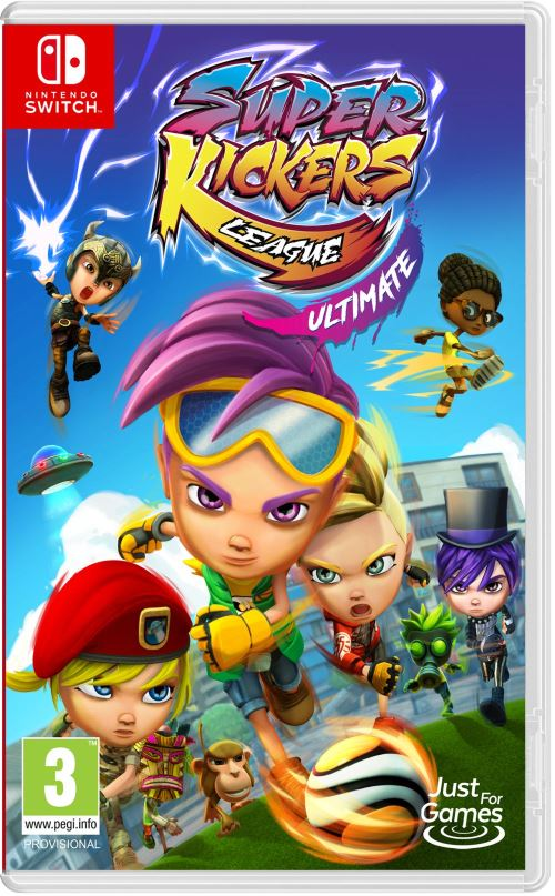 Super Kickers League Ultimate Edition Nintendo Switch
