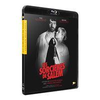 Les Sorcières de Salem Blu-ray
