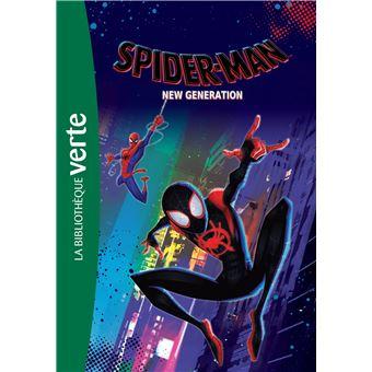 Bibliothèque MarvelSpider-Man Nouvelle Génération
