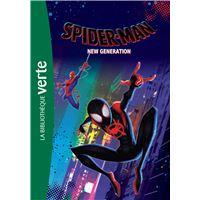 Spider-Man Nouvelle Génération