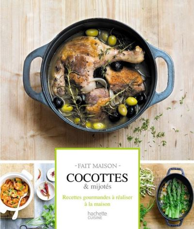 Cocottes et mijotés - 9782012306165 - 7,99 €