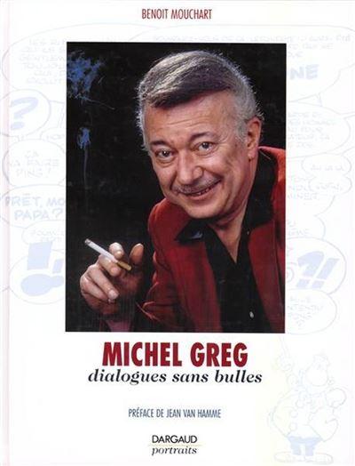 Beaux Livres - Michel Greg - Dialogues sans bulles