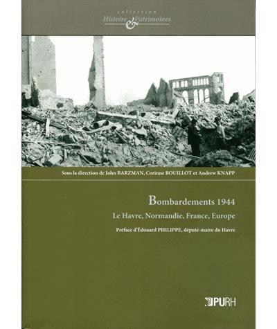 Bombardements 1944