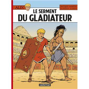 AlixLe serment du gladiateur