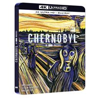 Chernobyl Steelbook Blu-ray 4K Ultra HD