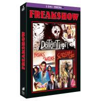 Coffret Freakshow 3 films DVD