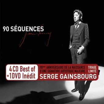 90 SEQUENCES/CD+DVD