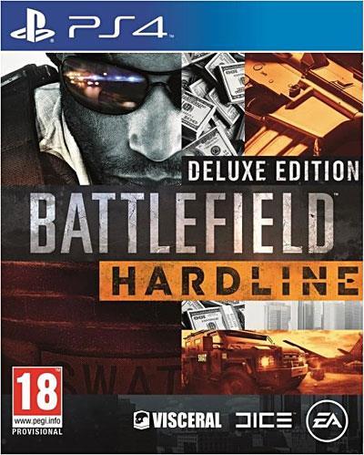 Battlefield Hardline Edition Deluxe PS4