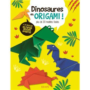 Dinosaures En Origami Broché Collectif Achat Livre Fnac