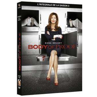 Body of ProofCoffret intégral de la Saison 3