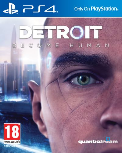 Detroit Become Human PS4 un jeu vidéo édité par Sony Computer  (0711719396475)