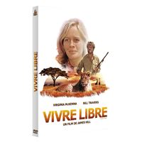 Vivre libre DVD