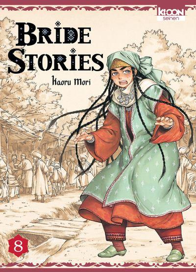 Bride Stories - tome 8