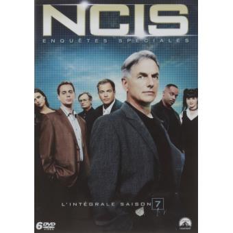 Ncis Saison 7 Coffret Dvd Dvd Zone 2 Achat Prix Fnac
