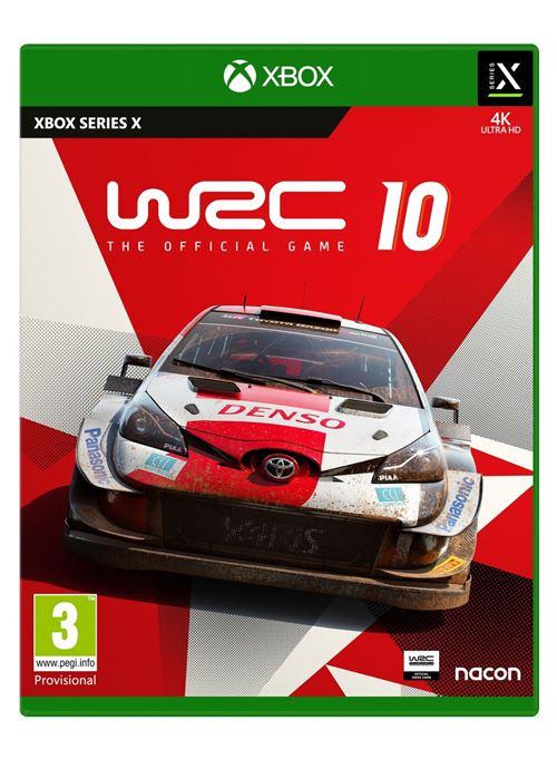 WRC 10 Xbox