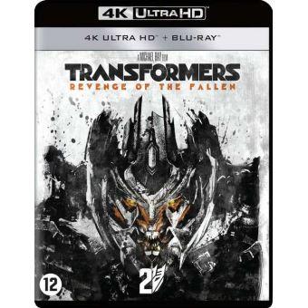 TRANSFORMERS 2:REVENGE OF THE FALLEN-BIL-BLURAY 4K