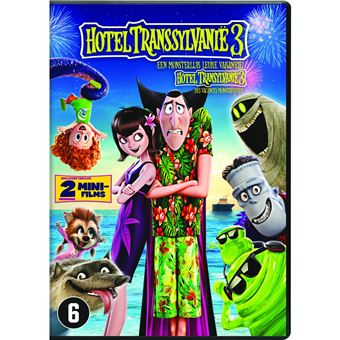 Hotel transylvania 3:Summer vacation-BIL
