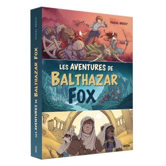 Balthazar foxLes aventures de Balthazar Fox